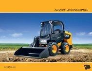 Skid Steer Range Brochure - JCB