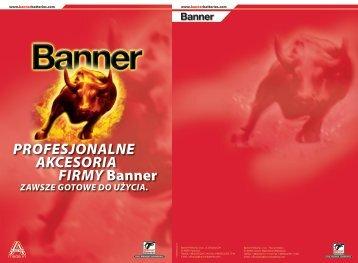 PROFESJONALNE AKCESORIA FIRMY Banner