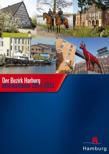 Der Bezirk Harburg Informationen 2011-2013 - inixmedia