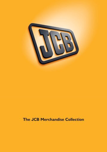 The JCB Merchandise Collection