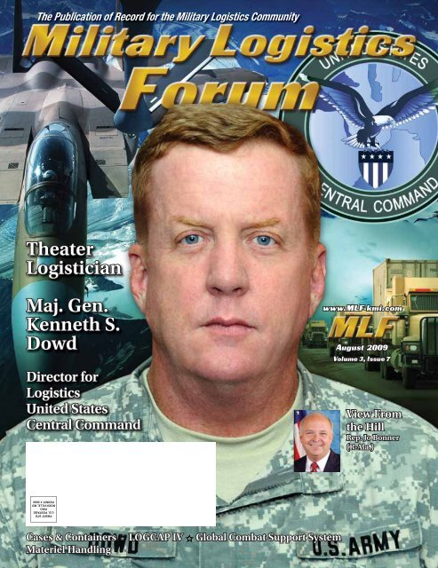 Theater Logistician Maj  Gen  Kenneth S  Dowd - KMI Media Group