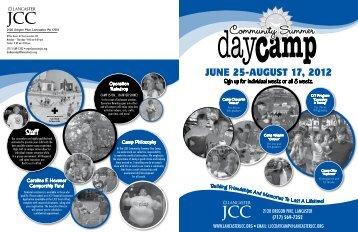 information on Summer Camp