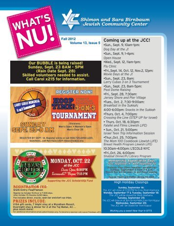 What's Nu Fall 2012 Edition