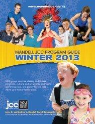 Winter 2013 - Mandell JCC