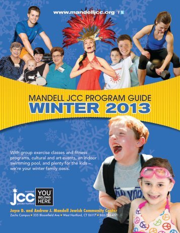 Winter 2013 - Mandell JCC