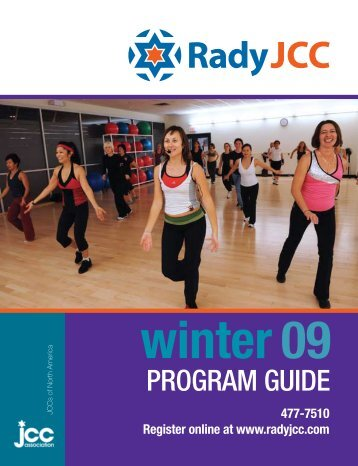 PROGRAM GUIDE - Rady JCC