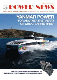 No.40 - November 2011 - Yanmar