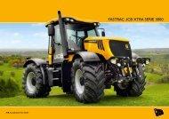 FASTRAC JCB XTRA SERIE 3000 - The JCB Fastrac 3000 Series