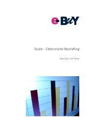 Studie — Elektronische Beschaffung - FIR e.V. an der RWTH Aachen