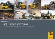 JCB | METALS RECYCLING