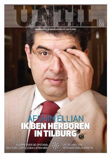 AFSHIN ELLIAN Ik ben herboren In tIlburg ... - Tilburg University