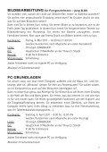 Volkshochschulprogramm Sommersemester 2011 - Waidhofen an ... - Seite 7