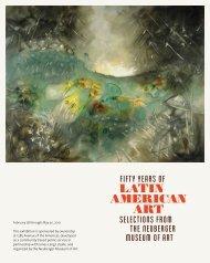 Fifty Years of Latin American Art - Kean University