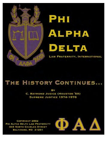 to download a copy of Phi - Phi Alpha Delta