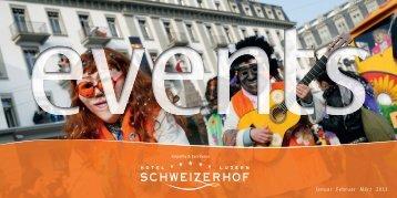 Event-Broschüre 8.78 MB Download - Hotel Schweizerhof