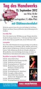 Programm Altstadtfest - Jena - Seite 6