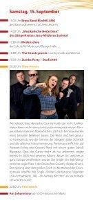 Programm Altstadtfest - Jena - Seite 7
