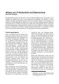 Gestaltungslinien für Sicherheit und Datenschutz - Alcatel-Lucent ... - Seite 4