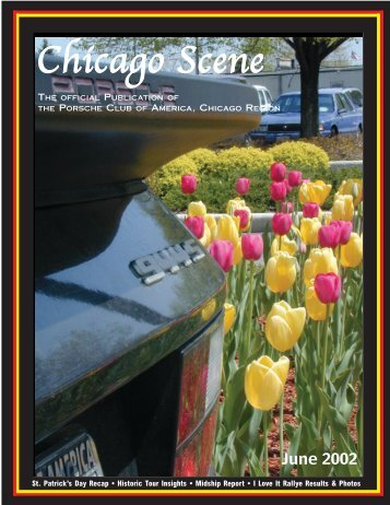 June - Porsche Club of America - Chicago Region