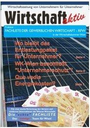 Juni (pdf, 643 KB) - RfW Ring Freiheitlicher Wirtschaftstreibender