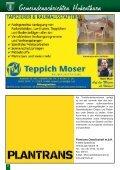 Pensionistenverband Feistritz/Gail Hohenthurn sehr Aktiv - Seite 2