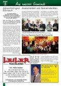 Pensionistenverband Feistritz/Gail Hohenthurn sehr Aktiv - Seite 6