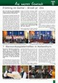 Pensionistenverband Feistritz/Gail Hohenthurn sehr Aktiv - Seite 7