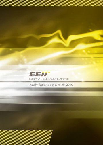 06-30-2010 - EEII AG