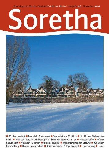 Soretha 62 - Dorfgemeinschaft Sürth