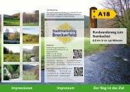 Impressionen Impressum Der Weg ist das Ziel A18 ... - Hotel Böving