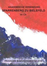 Download - AV Sparrenberg zu Bielefeld im CV