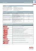 Technische Information für Flächenheizsysteme ... - AEG Haustechnik - Seite 5