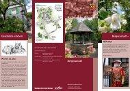 Flyer_Historische Altstadt - Stadt Bergneustadt
