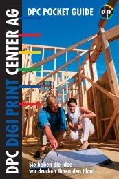 DPC DIGI PRINT CENTER AG - DPC Plot 24 AG