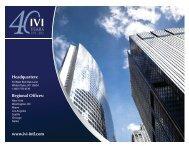 Download our new E-Brochure (PDF File) - IVI International, Inc.