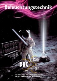 Scheinwerfer - DRC