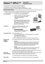 VisiLogic: Ladder Programming - Unitronics