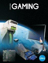 gaming catalog - Alea Industries