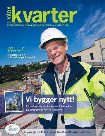 IVK augsept08.indd - Poseidon - Göteborg