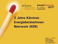 Vor-Ort-Energiecheck - Netzwerk Energieberatung Steiermark