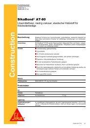 SikaBond® AT-80