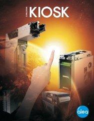 kiosk catalog - Alea Industries