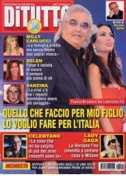 Di Tutto 25/10/12 - Daniele Gilardoni
