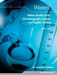 Size Exclusion Chromatography - GPC & GFC - cienytech