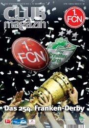 CM DFB FUERTH.indd - 1. FC Nürnberg