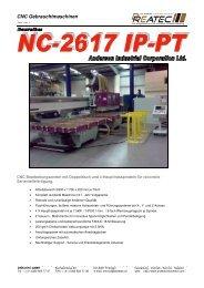 CNC Gebrauchtmaschinen - CNC Kunststoff