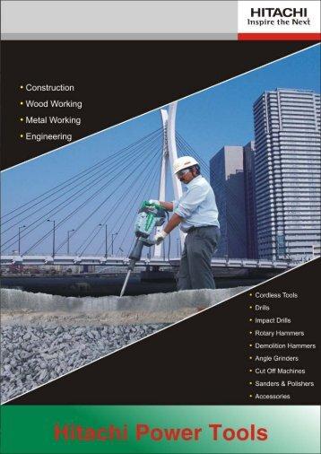 Hitachi - Nippon Power Tools