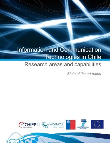 State of the Art report on Chilean research in ICT - chiep
