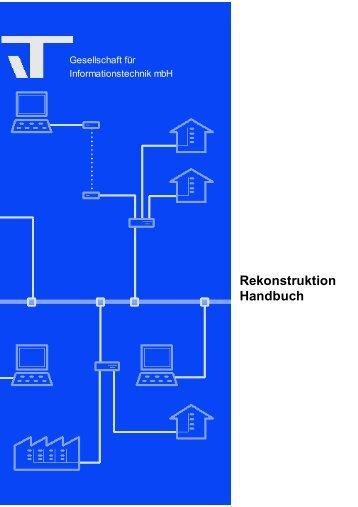 Rekonstruktion Handbuch - IT GmbH