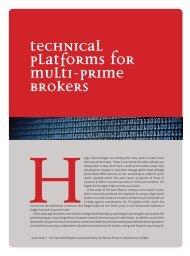 Prime Broker - Citi Transaction Services